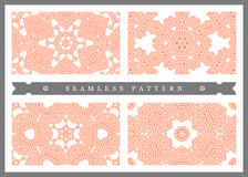 Original seamless pattern, high quality. Rhythmic pattern, based on symmetry Royalty Free Stock Photos
