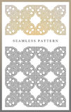 Original seamless pattern, high quality. Rhythmic pattern, based on symmetry Royalty Free Stock Image