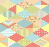 Original seamless pattern Royalty Free Stock Image