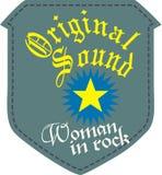 Original sound Stock Image
