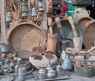 Original souvenirs Stock Image