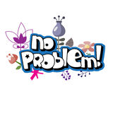 The original spelling of the phrase `No problem!` Royalty Free Stock Image