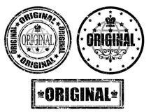 Original stamp Stock Images