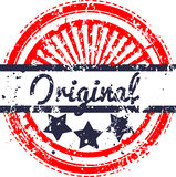 Original Stamp Royalty Free Stock Images