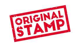 Original Stamp rubber stamp Royalty Free Stock Image