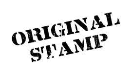 Original Stamp rubber stamp Royalty Free Stock Photo