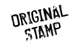 Original Stamp rubber stamp Stock Images