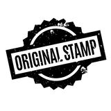 Original Stamp rubber stamp. Grunge design with dust scratches. Effects can be easily removed for a clean, crisp look. Color is easily changed Stock Photography