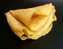 Original style crepes Royalty Free Stock Images
