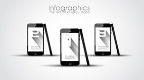 Original Style Infographics Templates Stock Images