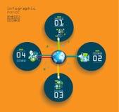 Original Style InfoOriginal Style Infographics Templatesgraphics Templates Royalty Free Stock Photos