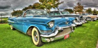 Original- 50-tal Cadillac Arkivfoton