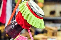 Original Thai Drum Stock Photo