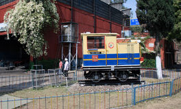 The original Toy Train to Shimla Royalty Free Stock Images