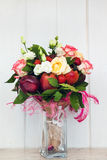 The original unusual edible bouquet of fruits Royalty Free Stock Photos