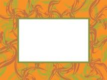 Original vector frame Royalty Free Stock Image