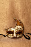 Original venetian carnival mask Stock Photos