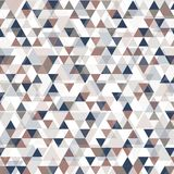 Original and very beautiful background of triangles with pink, gray, blue and white color. Original beautiful background of triangles with pink, gray, blue and stock illustration