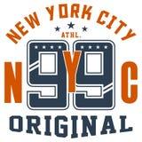 Originale del nyc di New York Fotografie Stock Libere da Diritti