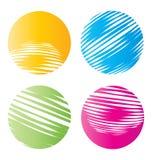 Originally created business icon Stock Photos