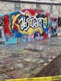 Originaux de graffiti Photo libre de droits