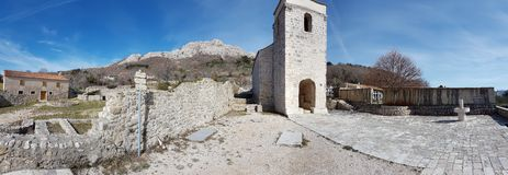 Origine de Tablette de Baska Image libre de droits