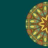 Origine ethnique magique illustration libre de droits