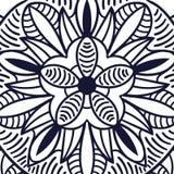 Origine ethnique ornementale décorative tribale de résumé illustration de vecteur