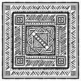Origine ethnique tribale de vintage Image stock