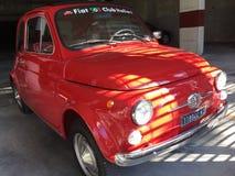 Origineel Fiat 500 stock afbeeldingen