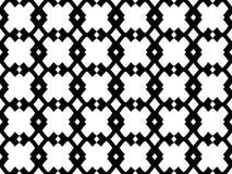 Origineel herhaal abstracte geometrische naadloze achtergrond, Stock Afbeeldingen