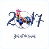 Origineel ontwerp voor nieuwe wi van de dierenriemtekens van de jaarviering Chinese Royalty-vrije Stock Afbeelding
