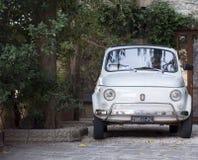 Origineel oud Fiat 500 Royalty-vrije Stock Fotografie
