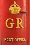 Origineel Postkantoor gr. Stock Foto