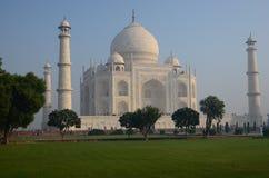 Origineel, Taj Mahal Seven Wonders Concept, India, royalty-vrije stock foto's