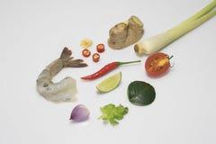 Origineel Thais voedsel stock afbeelding