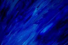 Originele abstracte olieverfschilderijen Achtergrond Textuur Royalty-vrije Stock Foto's