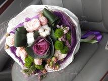 Originele bloemen Stock Afbeelding