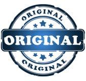 Originele grungezegel Royalty-vrije Stock Fotografie