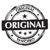 Originele inktzegel Royalty-vrije Stock Afbeelding