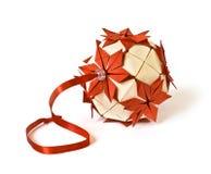 Originele Japanse origami royalty-vrije stock foto's