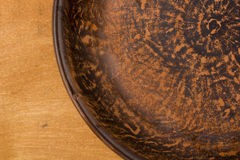 Originele kleischotel Stock Foto's