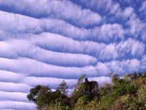 Originele wolk Royalty-vrije Stock Afbeelding