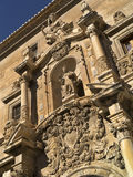 Orihuela - BLANCA da costela - Spain Imagens de Stock Royalty Free