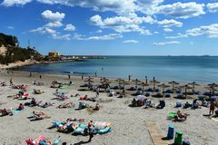 Orihuela Costa, Spain Stock Image