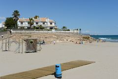Orihuela Costa, Spain Stock Photography