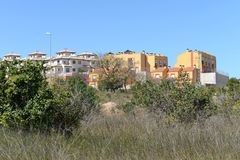 Orihuela Costa, Spain Royalty Free Stock Image