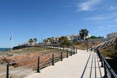 Orihuela Costa, Spain Royalty Free Stock Photos