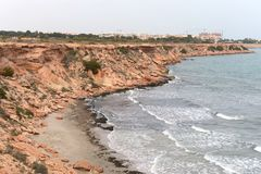 Orihuela Costa, Spain Royalty Free Stock Images