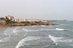 Orihuela Costa. Spain Royalty Free Stock Images